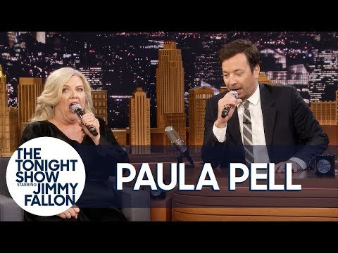 Paula Pell and Jimmy Recreate Their Favorite Behind-the-Scenes SNL Comedy Bits