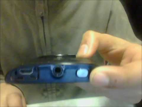 How to repair Xperia X10