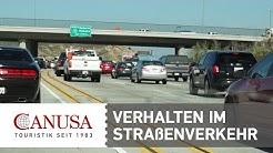 CANUSA erklärt: Tipps zum Straßenverkehr in Kalifornien | CANUSA