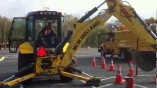 Baltimore County DPW Equipment Rodeo 2012 part 1 of 2