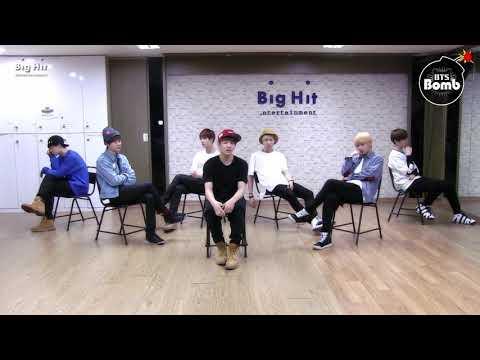 Kelucuan BTS Saat menyanyikan lagu just one day