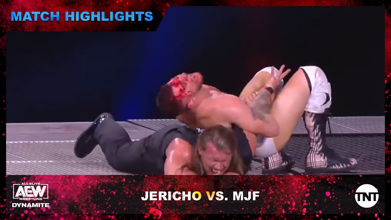 Jericho and MJF Take It To Higher Ground
