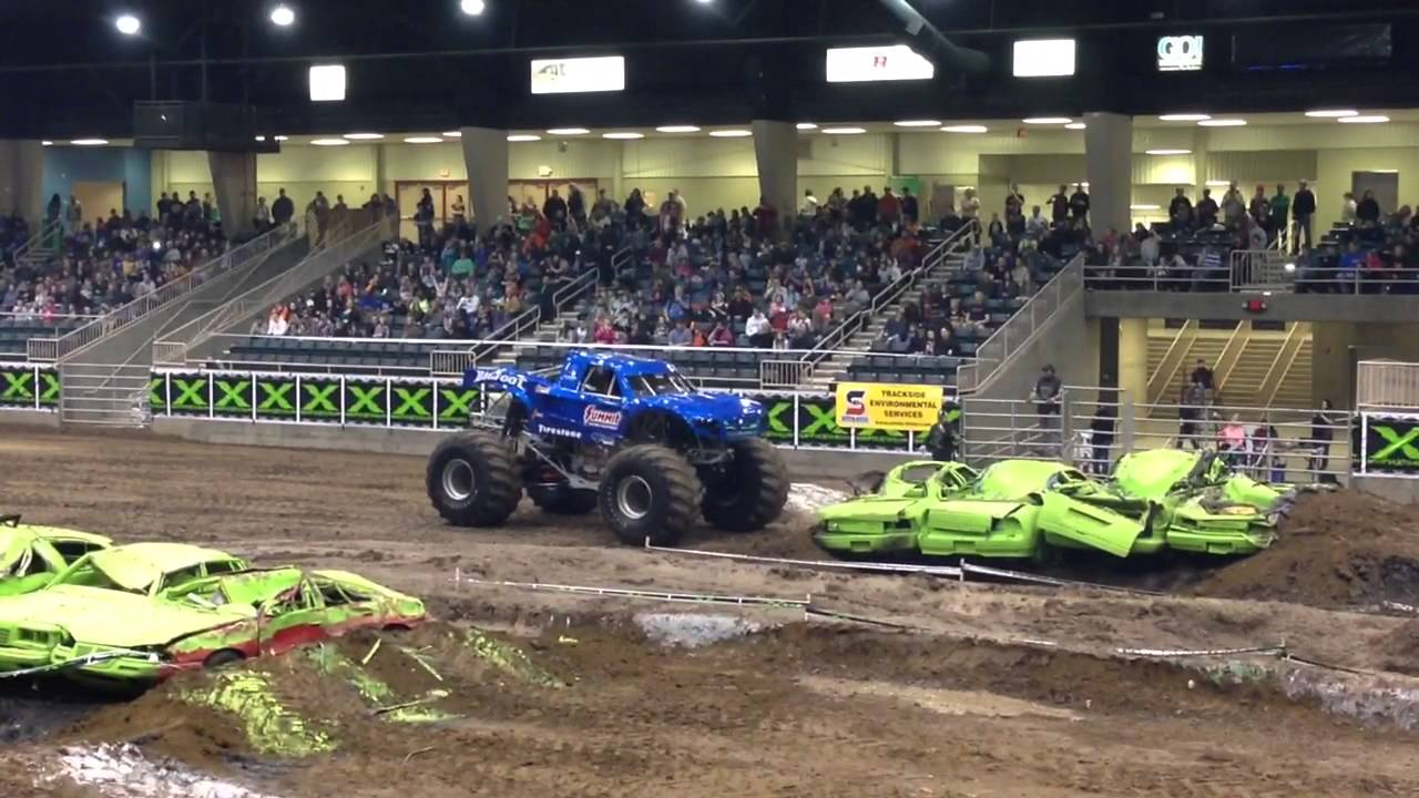Monster X Tour Redmond Oregon 2014 Youtube