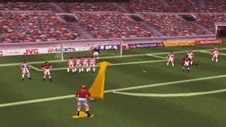 FREISTÖSSE VON FIFA 94 BIS FIFA 17