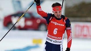Все победные финиши Антона Шипулина за сезон 2014-2015