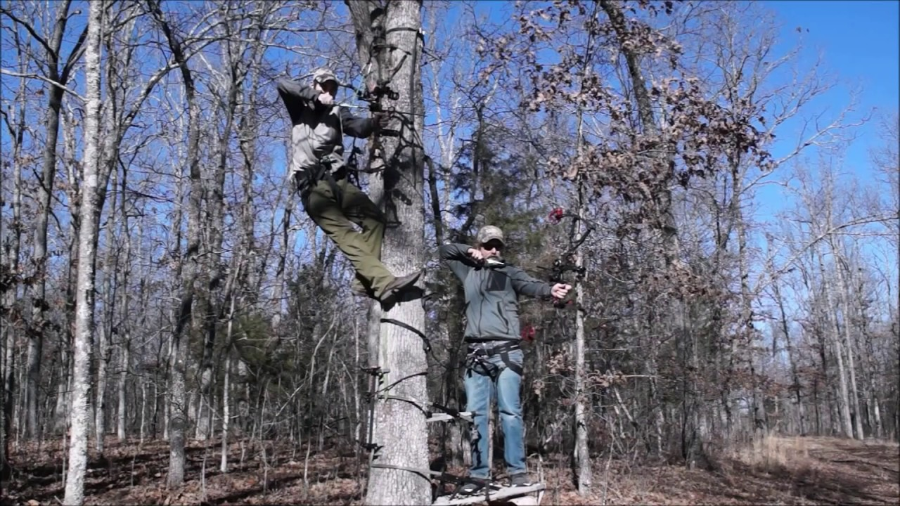 Moving For A Shot Saddles Vs Tree Stands Youtube