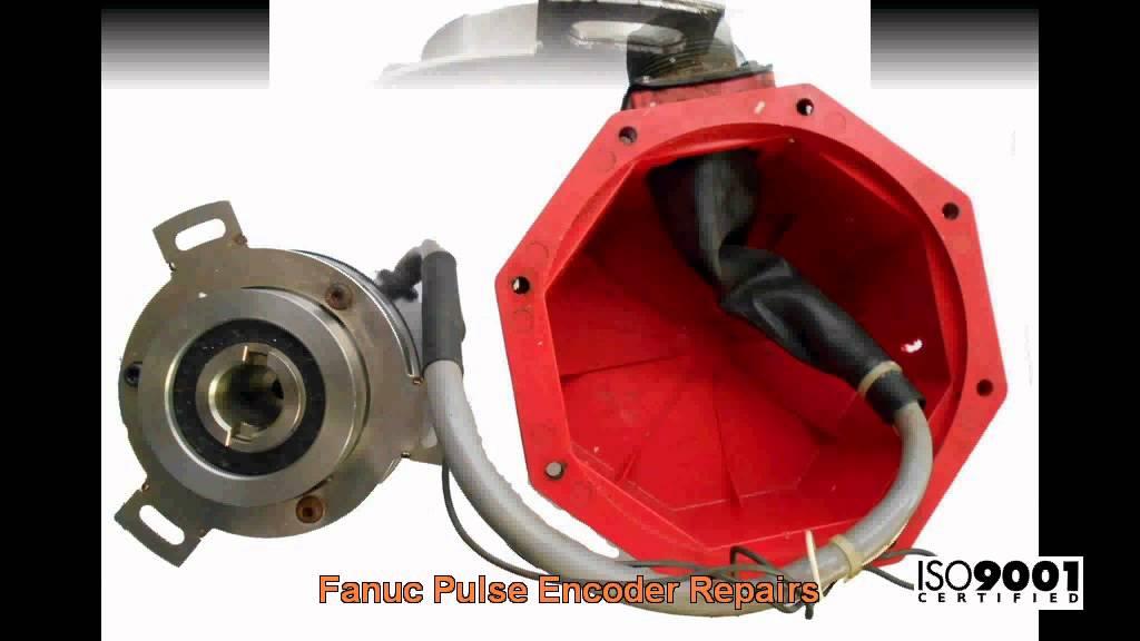 Fanuc Pulse Encoder Repairs @ Advanced Micro Services Pvt   Ltd,Bangalore,India