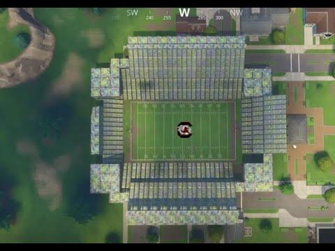 Fortnite Williams Brice Stadium
