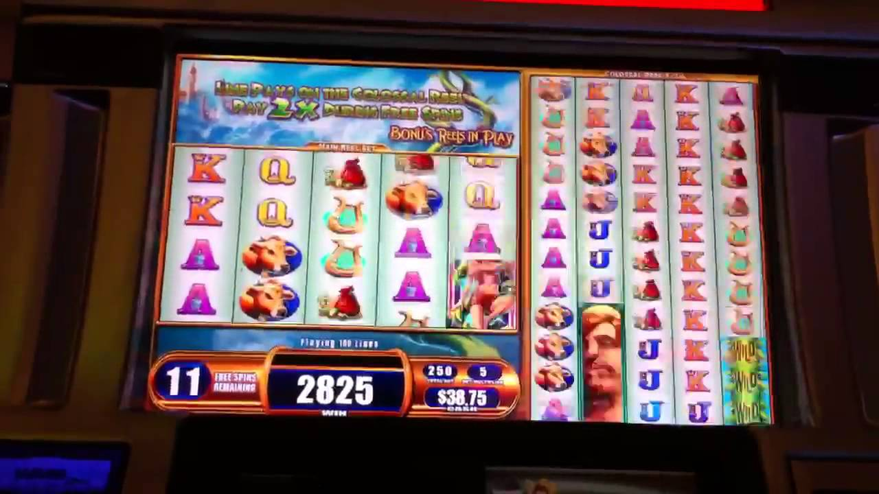 Colossal Reels Slot