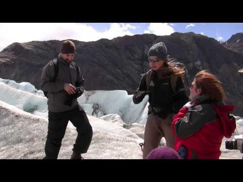Upsala Glacier Mini-trek
