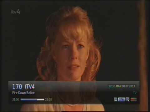 TV DXing  UK tv in Denmark