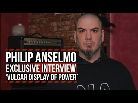 Philip Anselmo on 25th Anniversary of 'Vulgar Display of Power' - Loudwire Legacy