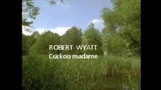 Robert wyatt: Cuckoo madame