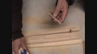 Dave's Bees - How To Build A Ktbh - Part 1 - Top Bars