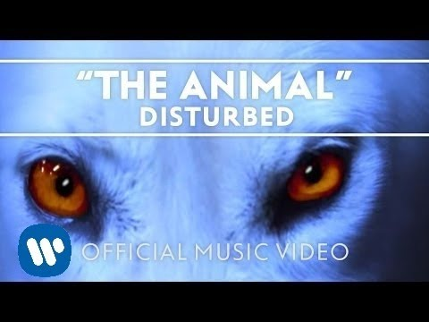 Disturbed - The Animal [Official Music Video]