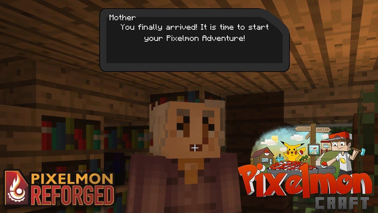 PixelmonCraft Minecraft Server