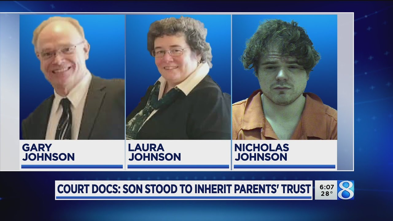 Court docs: Son accused of murdering parents stood to inherit trust