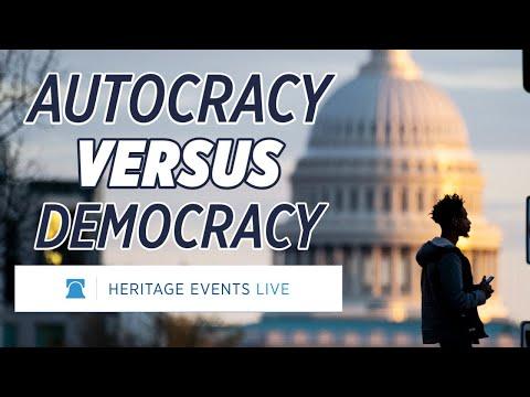 Autocracy vs. Democracy: The Return of Great Power Rivalry