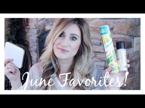 June 2019 Favorites | Makeup, Skincare & Haircare thumbnail
