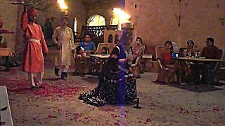 Rajasthan Nautch Girl Candle Dance