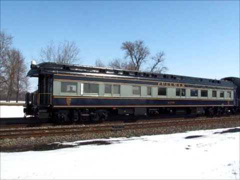 """""""Suitsme"""" Pullman on the California Zephyr"""