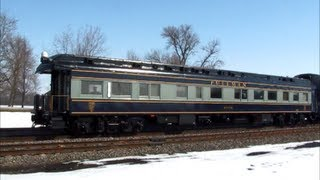 """Suitsme"" Pullman on the California Zephyr"