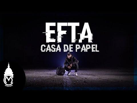 Efta - Casa de Papel - Official Music Video