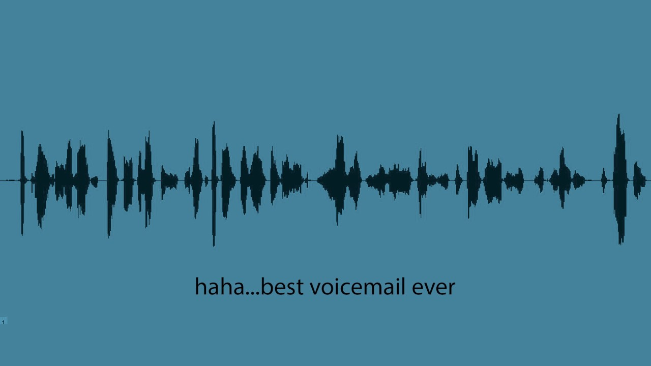 Best Voicemail Ever So Funny Youtube