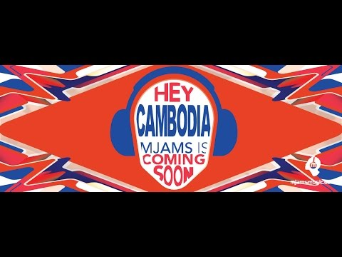 Cambodia's best music streaming app is set to launch July 2015.