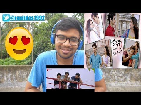 Dhadak - Title Track|Dhadak|Ishaan & Janhvi|Ajay Gogavale & Shreya Ghoshal |Reaction & Thoughts