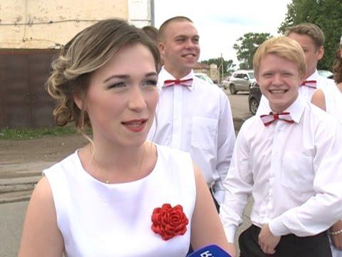 Юбилейный выпускной бал. Репортаж из Тотьмы