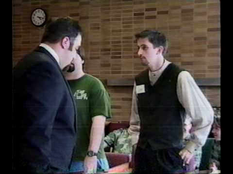 Residence Hall Feud #1 - Full Episode (1999)
