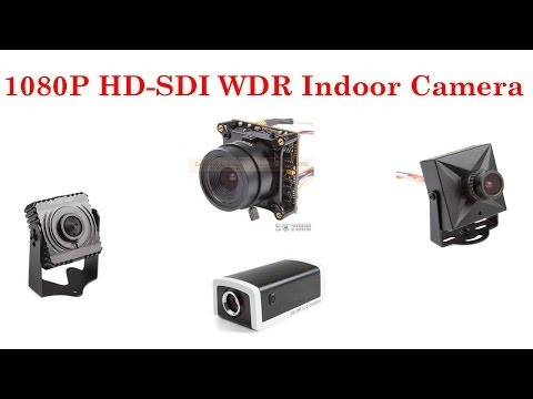 1080P HD-SDI WDR Indoor Camera Shooting Effect 2