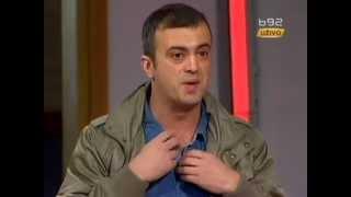 Sergej Trifunovic ubija u pojam sve u studiju