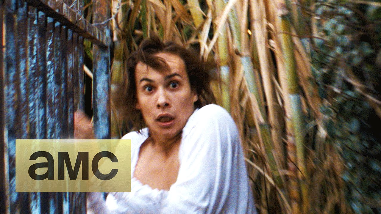 First Look Promo: Nick's Escape: Fear the Walking Dead: Series Premiere