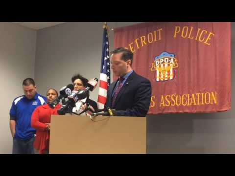 detroit police CORE racial equality report