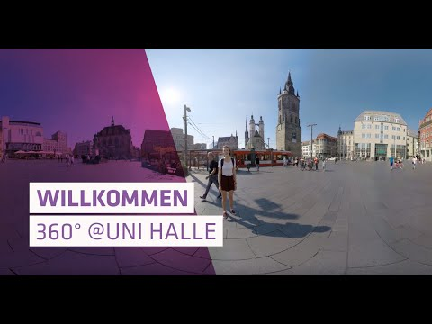 Uni Halle: The place to be