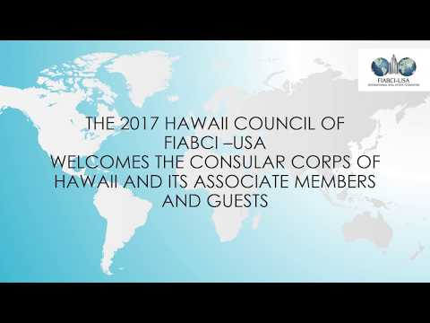 2017 The Hawaii Council of FIABCI USA