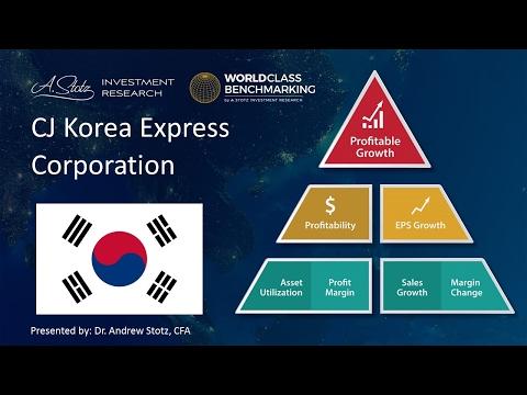 CJ Korea Express (000120 KS)