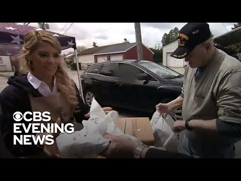 Pennsylvania woman devoted to serving veterans