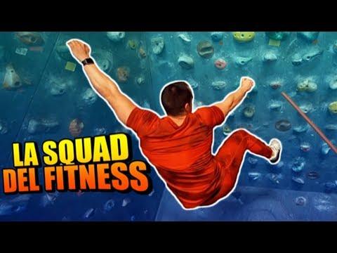 MEN'S PHYSIQUE VS POWERLIFTER   La Nueva Squad del Fitness