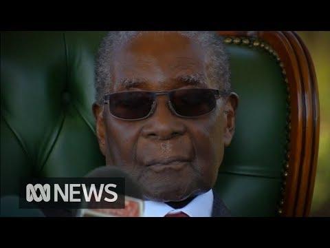 Robert Mugabe dies