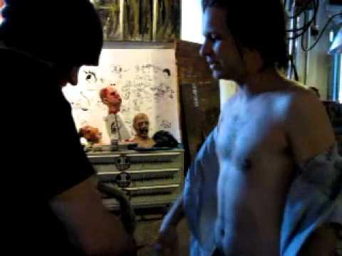 "A Primitive Evolution ""Show Me"" Video- Behind the Scenes Pt. 2 Brett's Body double"