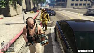 GTA 5 Brutal Kill Compilation (Grand theft auto V Funny Moments Fail Gameplay)