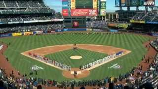New York Mets Opening Day Ralph Kiner Tribute