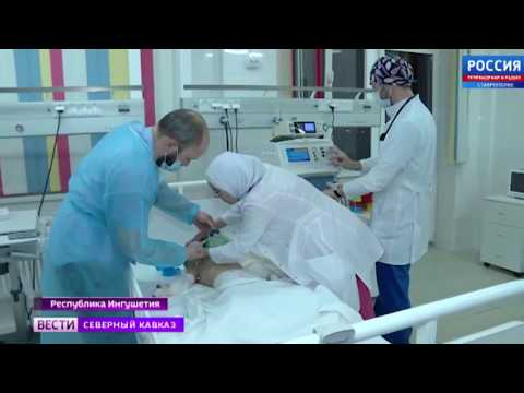 Пострадавшую от семейного насилия девочку из Ингушетии спасают московские врачи