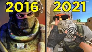 Evolution of SPECIAL FORCES GROUP 2 (2016 - 2021) screenshot 5