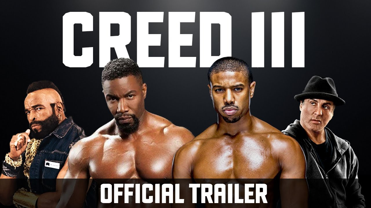 CREED III   Trailer VO 🇺🇸   20 [Fan Made]