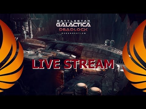 Battlestar Galactica: Deadlock - Resurrection | Live Stream