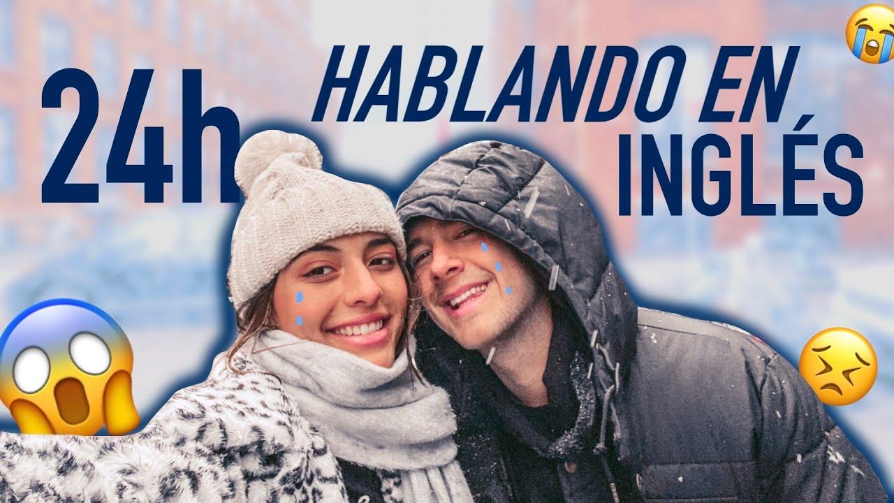 24 horas hablando en inglés